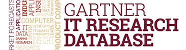 Gartner - IT Research Database
