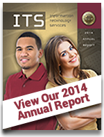 View our 2014 annual report
