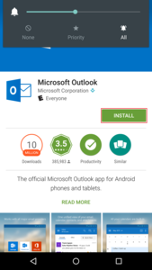 Outlook Android 1