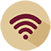 image of internet/wifi service icon