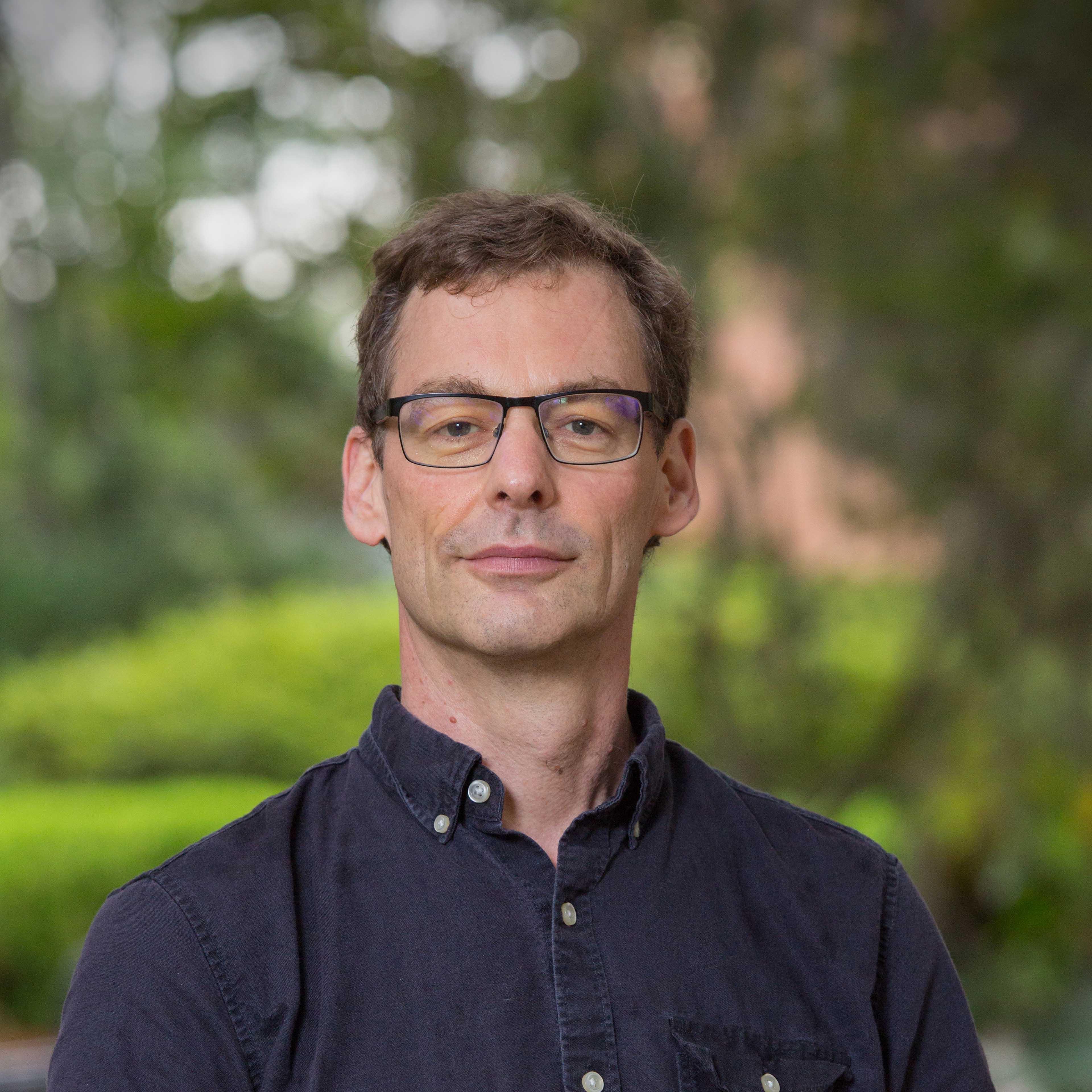 photo of Paul van der mark