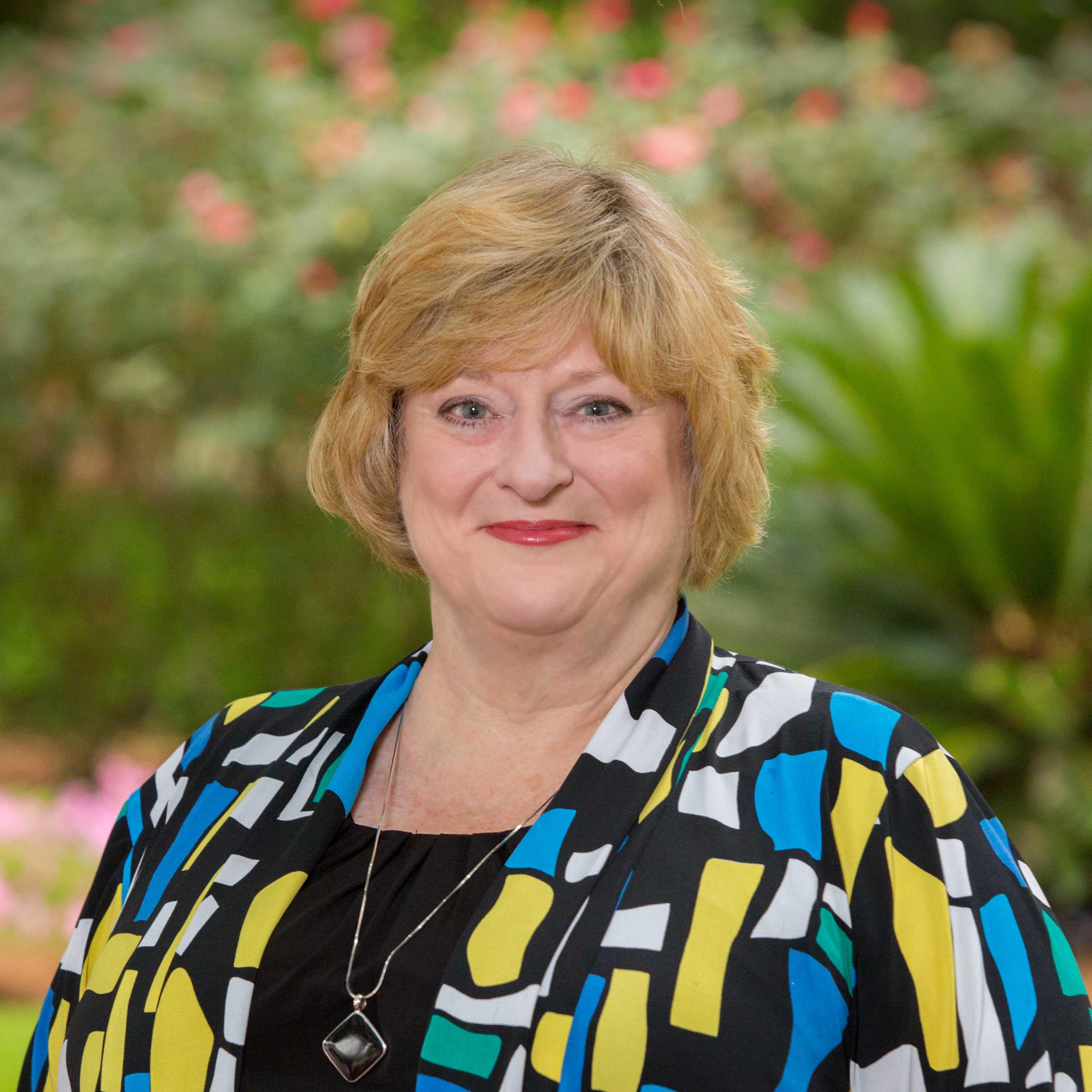 photo of Joan Schoubert