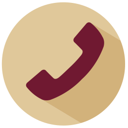 image of a telephone that has a telephone link to call the Service Desk when clicked