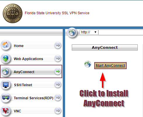 Virtual Private Network (VPN) | Information Technology Services